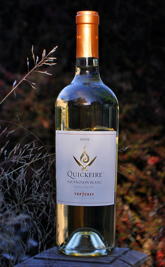 Quickfire Wines 2009 Top Chef Selection Sauvignon Blanc 750ml Wine Bottle