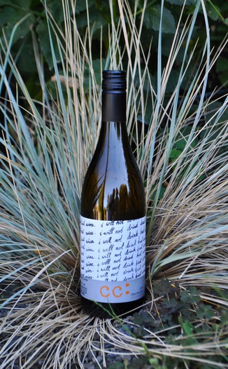 CC Wines 2009 Chardonnay 750ml Wine Bottle