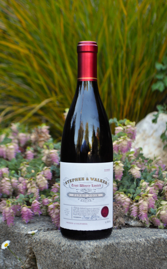 Stephen & Walker 2010 Sonoma Coast Pinot Noir 750ml Wine Bottle