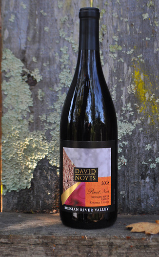 David Noyes Wines 2008 Russian River Pinot Noir 750ml Wine Bottle