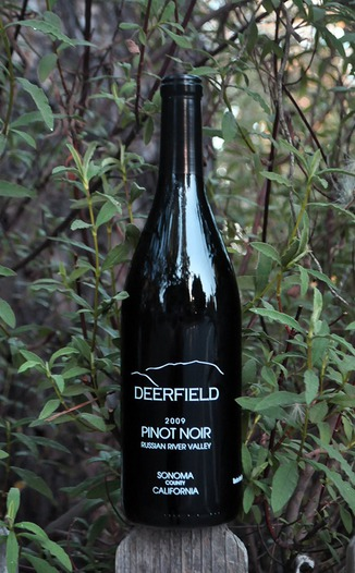 Deerfield Ranch 2009 Russian River Pinot Noir 750ml Wine Bottle
