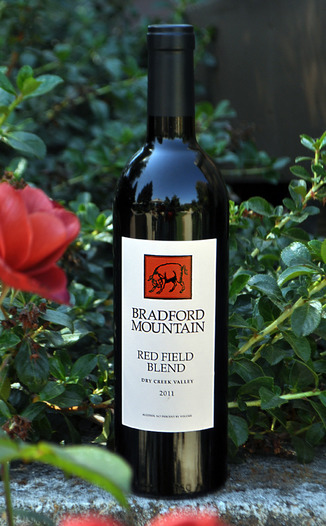 Bradford Mountain Winery 2011 Bradford Mountain Red Field Blend 750ml Wine Bottle