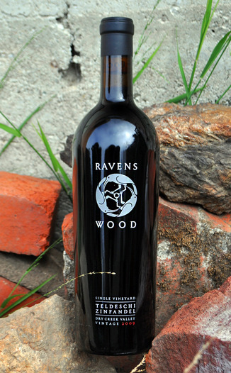 Ravenswood Winery 2009 Teldeschi Vineyard Zinfandel 750ml Wine Bottle