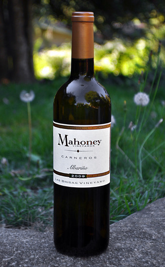 Mahoney Vineyards 2009 Mahoney Albarino 750ml Wine Bottle
