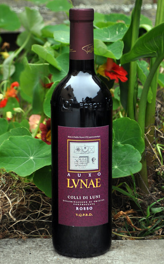 Cantine Lunae Bosoni 2010 LVNAE Rosso 750ml Wine Bottle