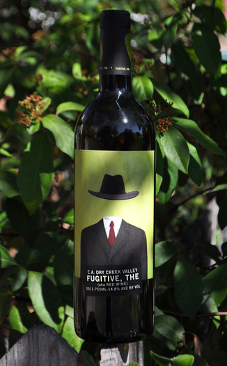 Truett-Hurst Vineyards & Winery 2011 The Fugitive Red Blend 750ml Wine Bottle