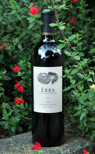 Erba Mountainside Vineyards 2005 Proprietary Red 750ml Wine Bottle