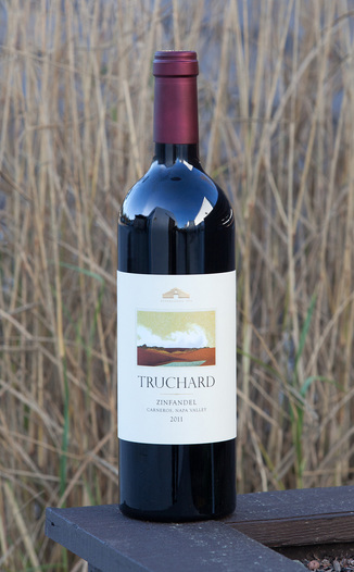 Truchard Vineyards 2011 Carneros Zinfandel 750ml Wine Bottle