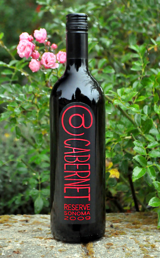 Deerfield Ranch 2009 @cabernet sauvignon reserve 750ml Wine Bottle