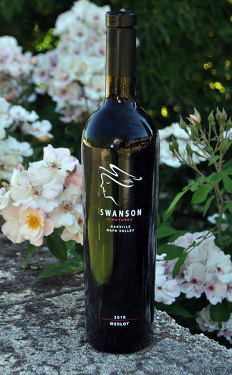 Swanson Vineyards 2009 Oakville Merlot 750ml Wine Bottle