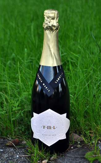 VML Winery 2007 Blanc de Noir  750ml Wine Bottle