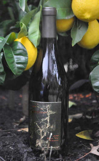 Horse & Plow 2011 The Gardener Pinot Noir 750ml Wine Bottle