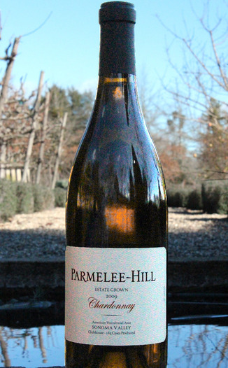 Parmelee-Hill Wines 2009 Chardonnay 750ml Wine Bottle
