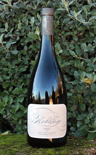 Robléon Wines 2009 Whitehawk Vineyard Syrah 750ml Wine Bottle