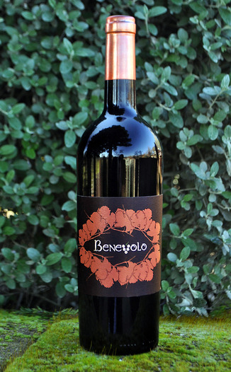 Benevolo Wines 2009 Sonoma Valley Sangiovese 750ml Wine Bottle