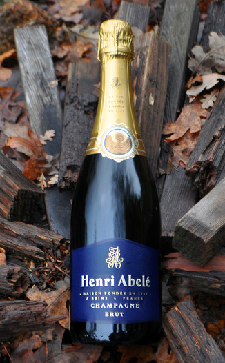 Henri Abelé  Champagne Brut Traditional 750ml Wine Bottle