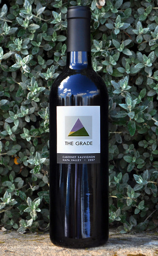 The Grade Cellars 2007 Cabernet Sauvignon 750ml Wine Bottle