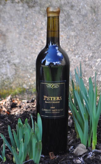 Peters Family Winery 2009 Sonoma Mountain Cabernet  750ml Wine Bottle