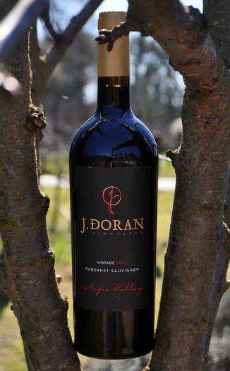J. Doran Vineyards 2009 Cabernet Sauvignon 750ml Wine Bottle