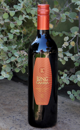 Long Gamma Wines 2009 Red Blend 750ml Wine Bottle