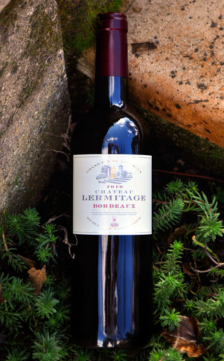 Chateau L'Ermitage 2010 Rouge 750ml Wine Bottle