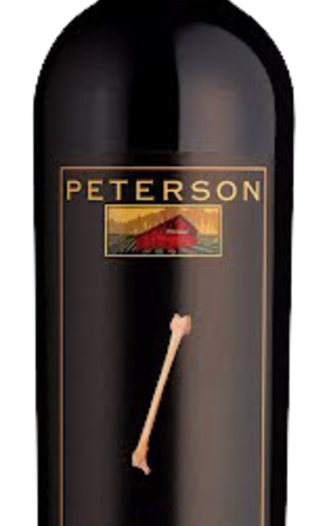 Peterson Winery 2010 Dry Creek Valley Shinbone Red Blend 750ml Wine Bottle