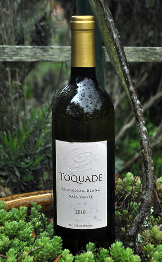 Toquade Wines 2010 Sauvignon Blanc 750ml Wine Bottle