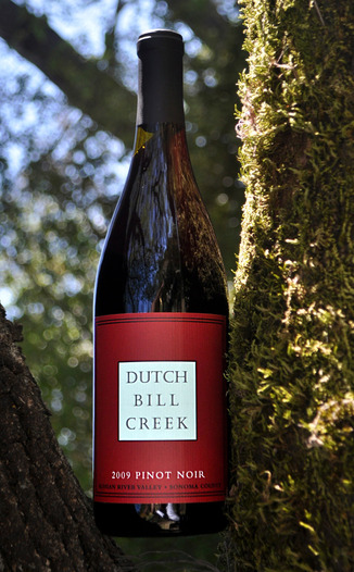 Dutch Bill Creek 2009 Russian River Valley Pinot Noir 750ml Wine Bottle