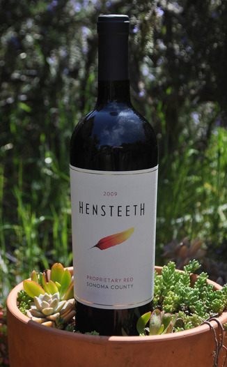 Hensteeth Winery 2009 Hensteeth Proprietary Red 750ml Wine Bottle