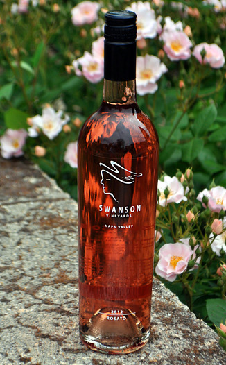 Swanson Vineyards 2012 Rosato 750ml Wine Bottle