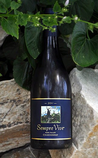 Romeo Vineyards 2011 Napa Valley Chardonnay 750ml Wine Bottle
