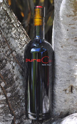 pureCru Wines 2007 PureCoz 750ml Wine Bottle
