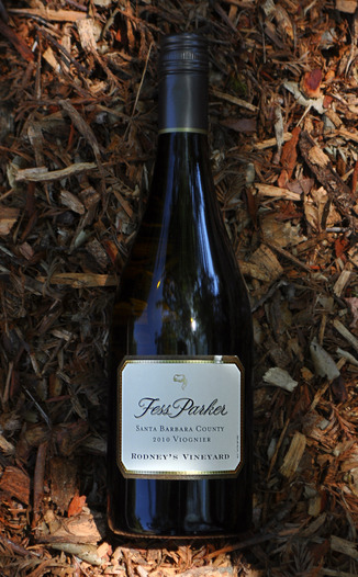 Fess Parker Winery 2010 Rodney's Viognier 750ml Wine Bottle