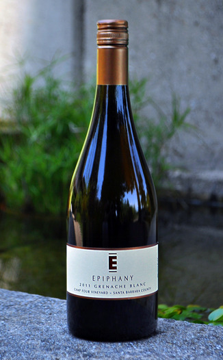 Epiphany Cellars 2011 Camp Four Grenache Blanc 750ml Wine Bottle