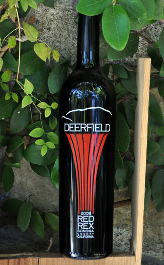 Deerfield Ranch 2008 Red Rex 750ml Wine Bottle