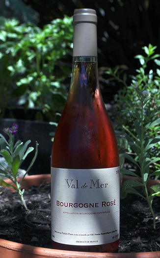 Patrick Piuze 2012 Val de Mer Bourgogne Rosé 750ml Wine Bottle