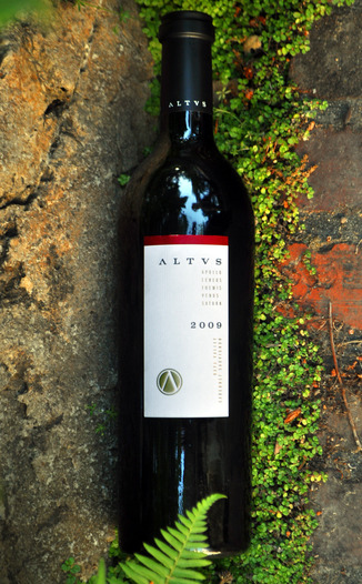 Altvs (Merus Wines) 2009 Altvs Napa Valley Cabernet Sauvignon 750ml Wine Bottle