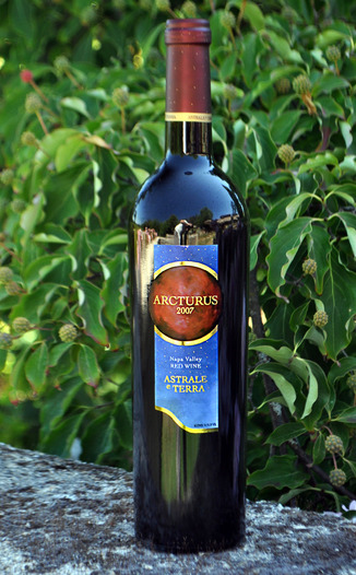 Astrale e Terra (closed) 2007 Arcturus Napa Valley Red Wine 750ml Wine Bottle