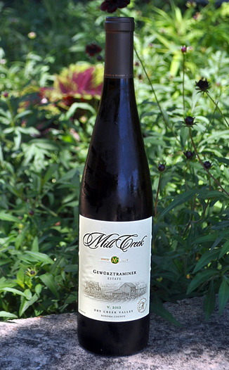 Mill Creek Vineyards 2012 Estate Gewürztraminer 750ml Wine Bottle
