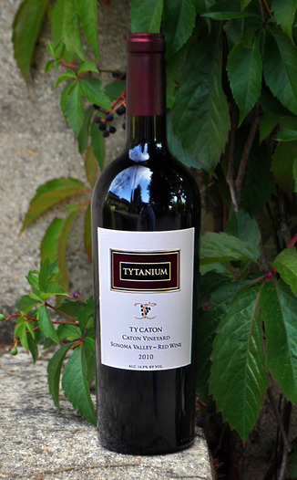 Ty Caton Vineyards 2010 Tytanium Sonoma Valley Red Blend 750ml Wine Bottle
