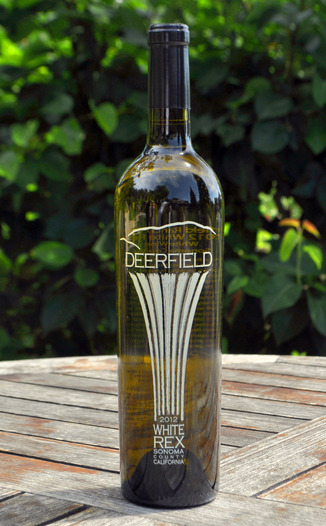 Deerfield Ranch 2012 White Rex 750ml Wine Bottle