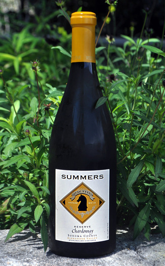 Summers Estate Wines 2012 Reserve Chardonnay 750ml Wine Bottle