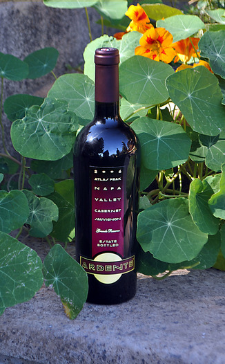 Ardente Estate 2006 Atlas Peak Cabernet Sauvignon 750ml Wine Bottle