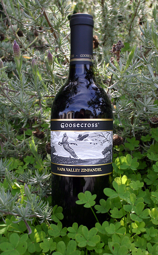 Goosecross Cellars 2005 Napa Zinfandel 750ml Wine Bottle