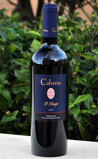 Tenute Del Cabreo 2010 Il Borgo 750ml Wine Bottle