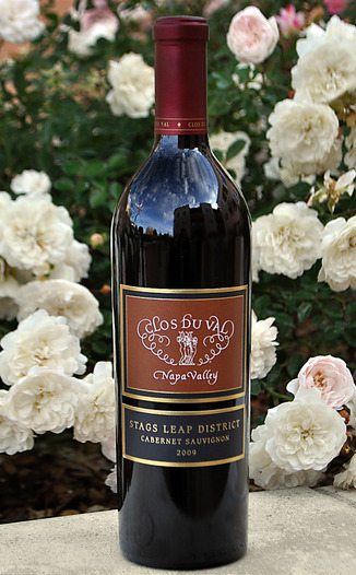 Clos Du Val 2009 Stags Leap Cabernet Sauvignon 750ml Wine Bottle