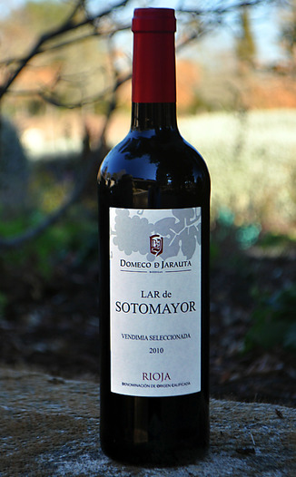 Bodegas Domeco de Jarauta 2010 Lar de Sotomayor Vendimia Seleccionada 750ml Wine Bottle