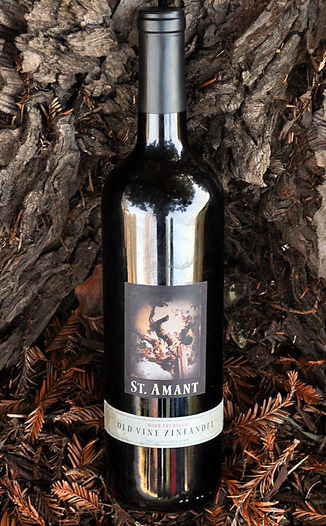 St. Amant Winery 2012 Mohr-Fry Ranch Old Vine Zinfandel 750ml Wine Bottle
