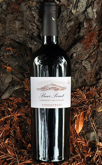 Stonestreet Wines 2010 Bear Point Alexander Valley Cabernet Sauvignon 750ml Wine Bottle
