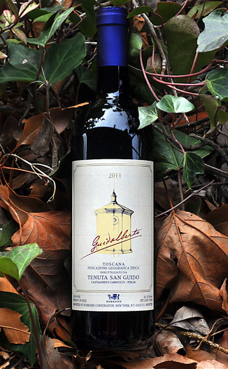 Tenuta San Guido 2011 Guidalberto Toscana IGT 750ml Wine Bottle